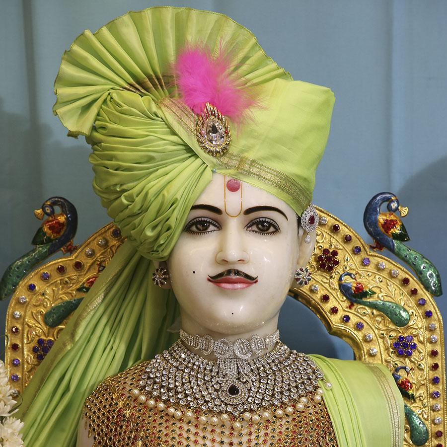 24 February 2015 - HH Pramukh Swami Maharaj's Vicharan ...