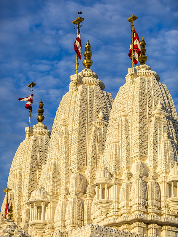 Media Gallery: BAPS Shri Swaminarayan Mandir