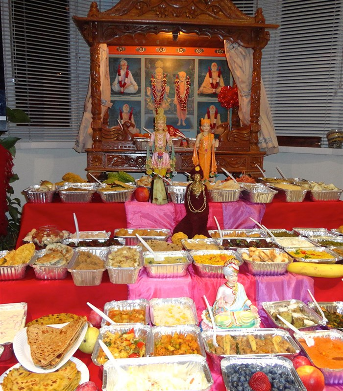 Swaminarayan Jayanti Celebrations at Belfast, Northern Ireland