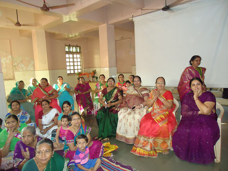 Women's Day Celebration 2015, Amalner