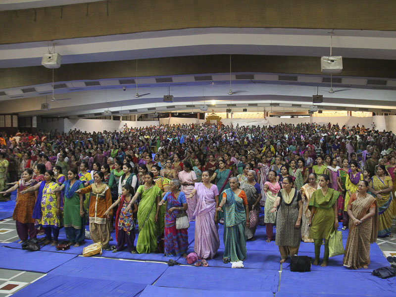 Women's Day Celebration 2015, Ahmedabad