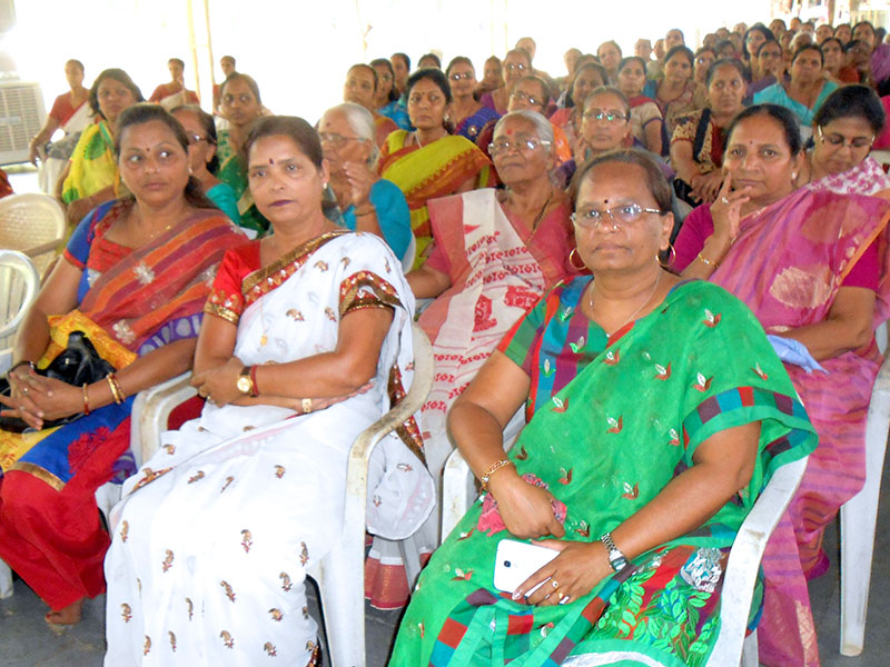 Women's Day Celebration 2015, Atladra (Vadodara)