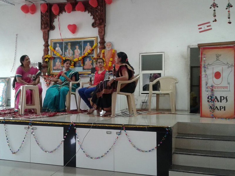 Women's Day Celebration 2015, Vapi