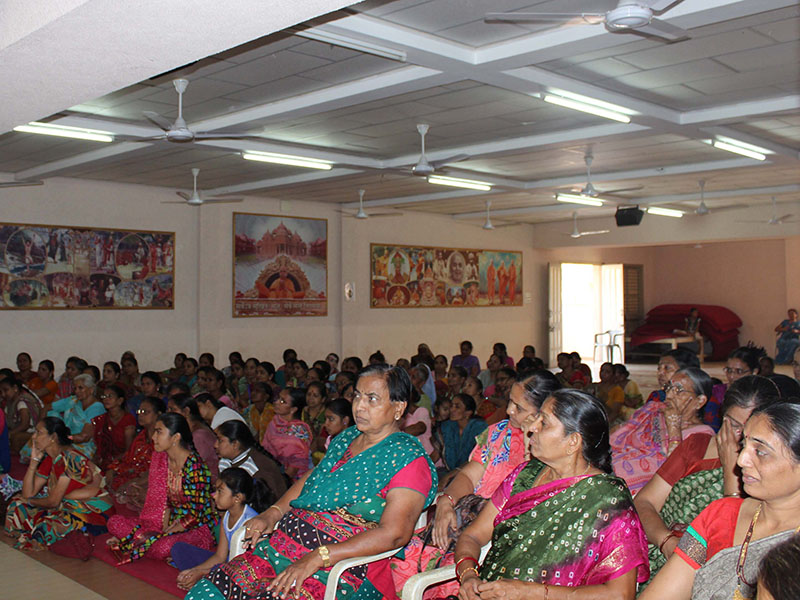 Women's Day Celebration 2015, Mahesana