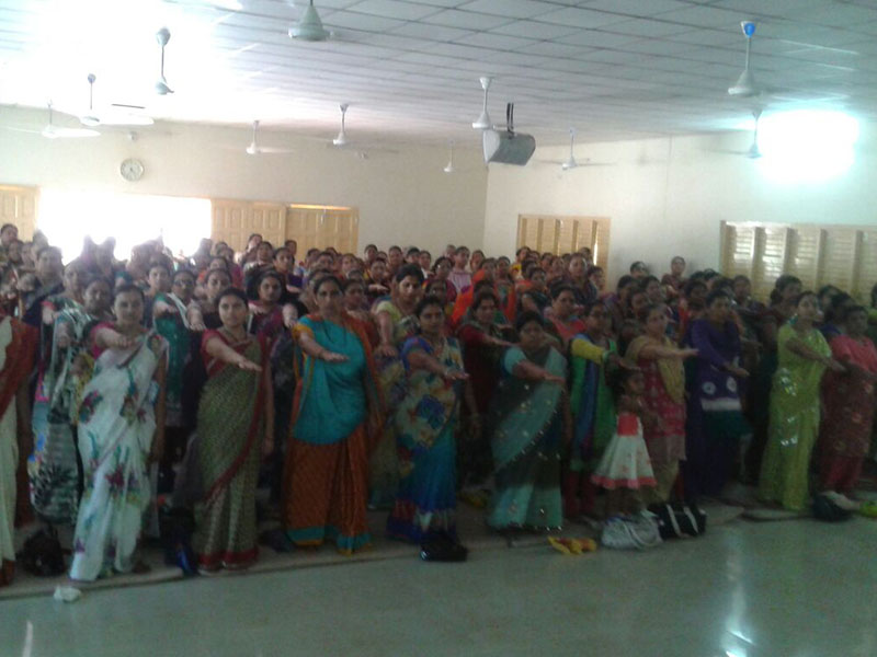 Women's Day Celebration 2015, Bhuj