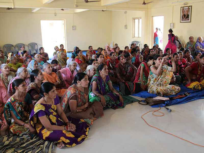 Women's Day Celebration 2015, Kheralu