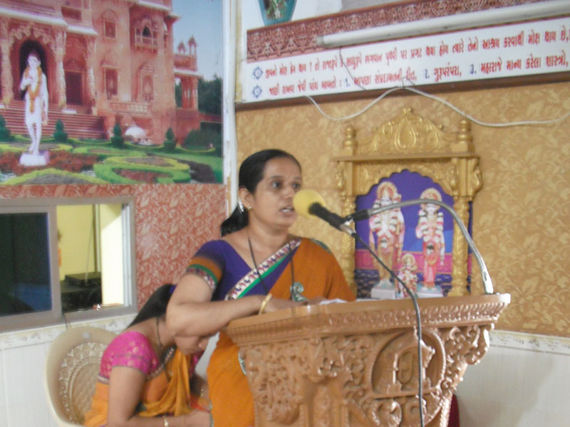 Women's Day Celebration 2015, Jasdan