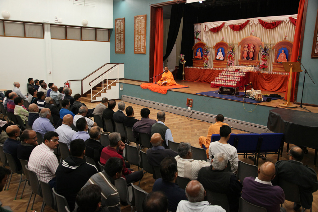 Swaminarayan Jayanti Celebrations at West London, UK