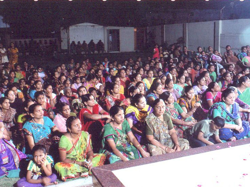 Women's Day Celebration 2015, Khambhat