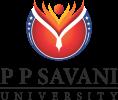 P P Savani University