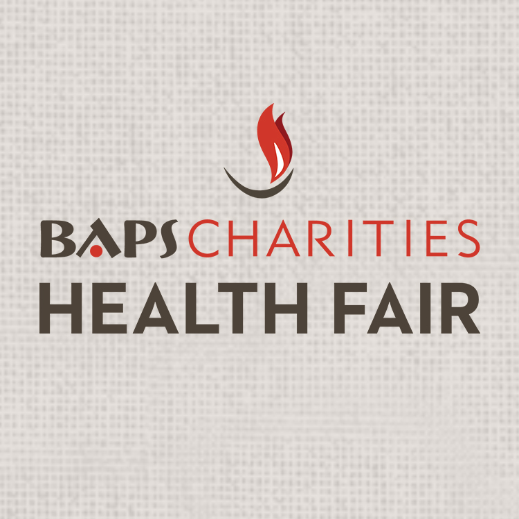 BAPS Charities Health Fair