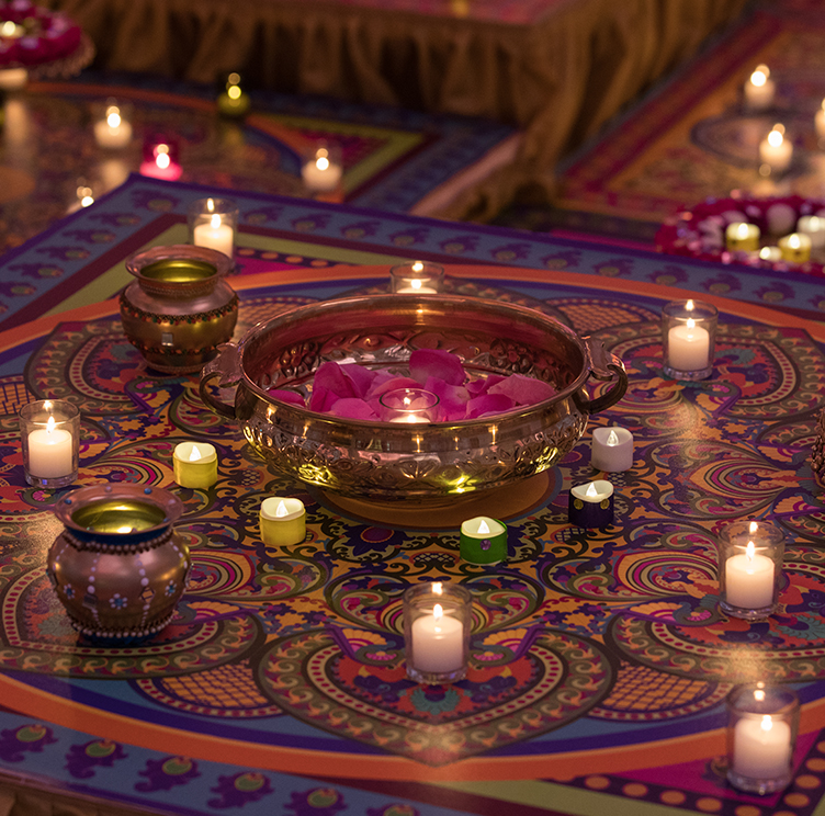 Diwali and Chopda Pujan