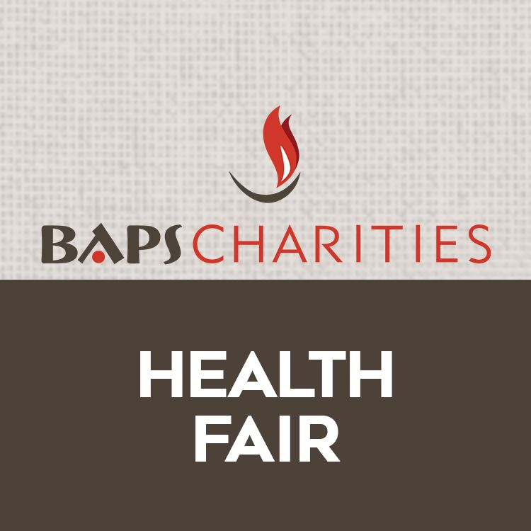 BAPS Charities Annual Health Fair 2020