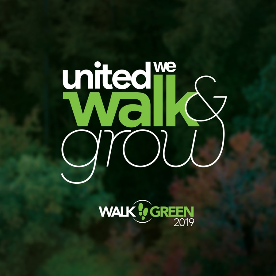 BAPS Charities Walk Green 2019