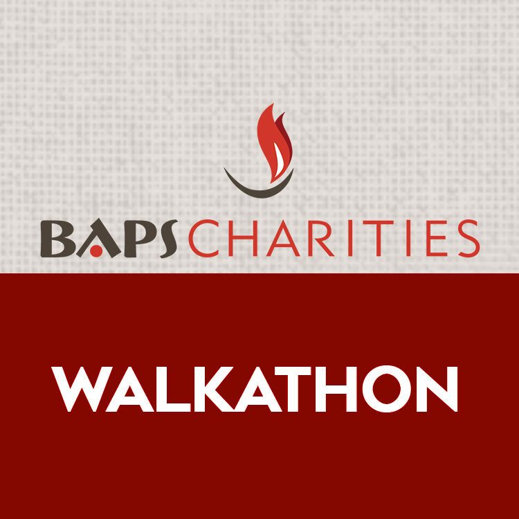 BAPS Charities We Walk Together 2020