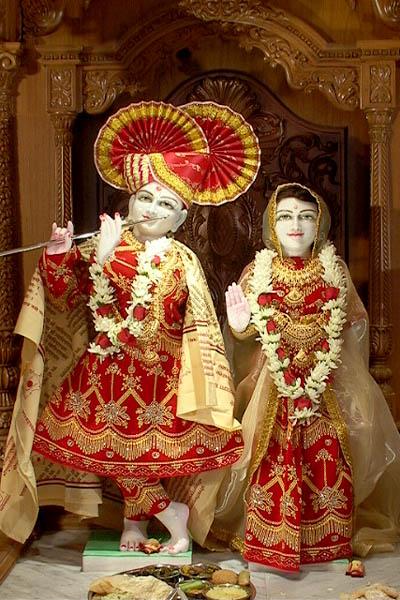 Baps Shri Swaminarayan Mandir Lenasia