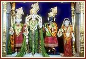 Shri Varninath and Shri Gopinath Dev