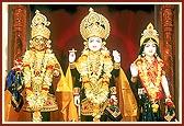 Shri Harikrishna Maharaj and Shri Lakshami-Narayan Dev