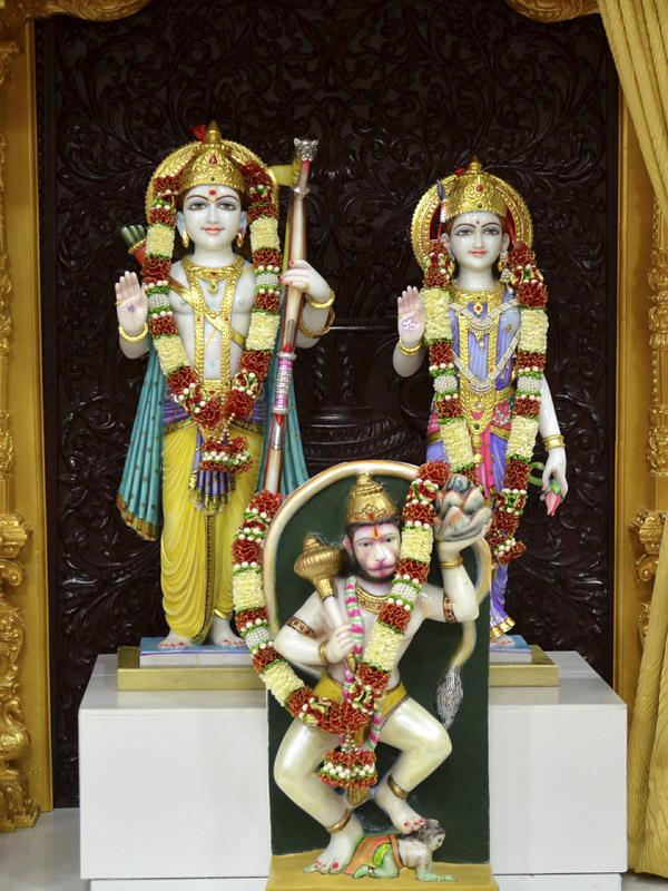 Baps Shri Swaminarayan Mandir Harrisburg Mandir Info