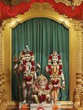 Shri Shiv-Parvati Dev and Shri Ganeshji
