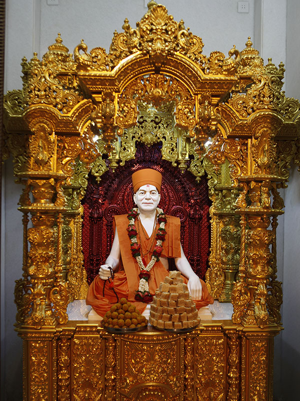 BAPS Shri Swaminarayan Mandir - Silvassa - Mandir Information