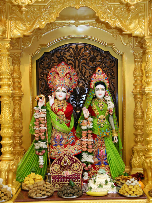 BAPS Shri Swaminarayan Mandir - San Antonio - Mandir info