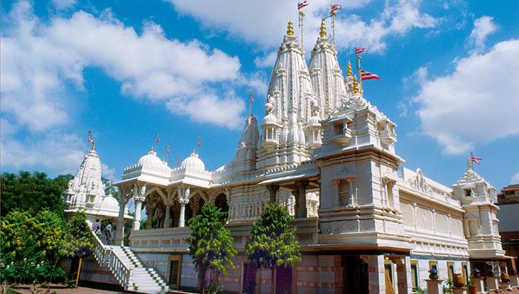 BAPS Shri Swaminarayan Mandir, Ahmedabad