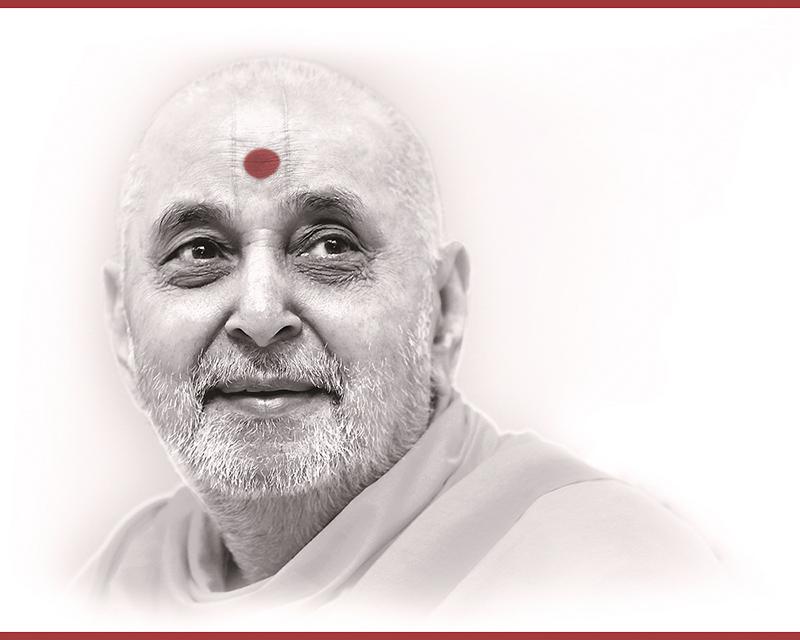 pramukh swami live