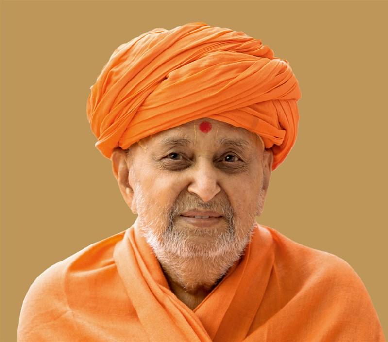 Final Darshan And Rites Of Pramukh Swami Maharaj