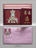 Wedding Card - KU 774