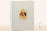 Wedding Card - KU 737