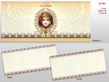 Wedding Card - KU 801