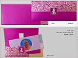 Wedding Card - KU 952