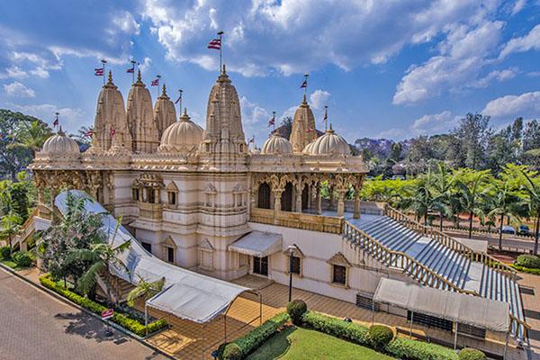 Baps Swaminarayan Sanstha Home